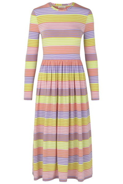 Joel Dress in Stripes