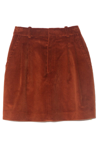 Short Skirt in Clay