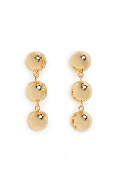 Ecelyn Earring in Gold