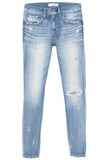 Lenwood Skinny Jean in Light Blue
