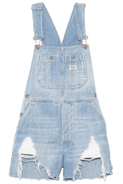 Overall Short in Elton Blue