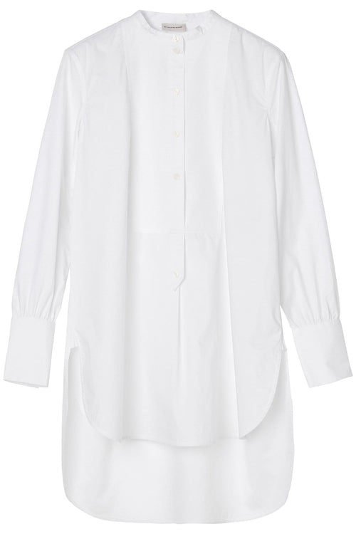 Shaun Shirt in Pure White