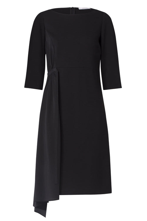 Emotional Essence Dress in Pure Black