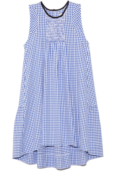 Jib Dress in Blue
