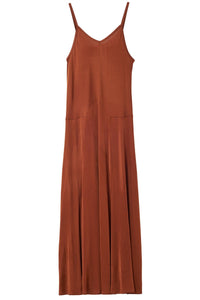 Tamra Dress in Cinnamon