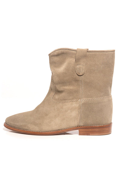 Crisi Boot in Taupe