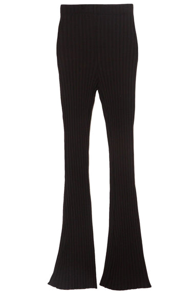 Welton Bell Pant in Black