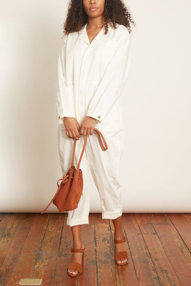 Standard Jumpsuit in Natural