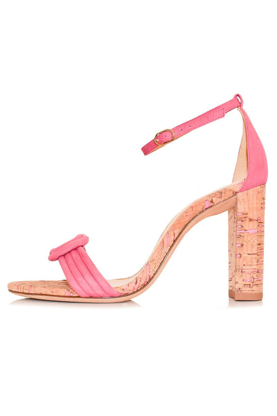 Chiara Block Sandal in Popsicle