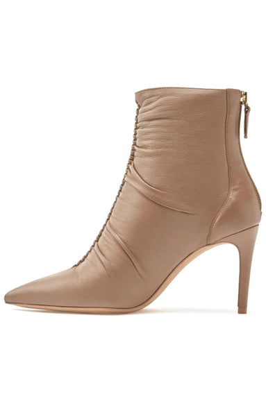 Susanna Bootie in Light Beige