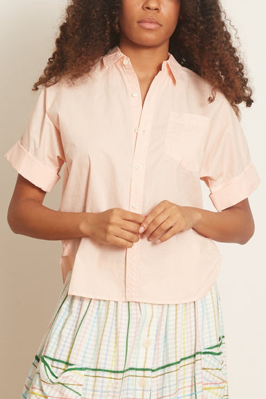 Charlie Shirt in Pale Pink