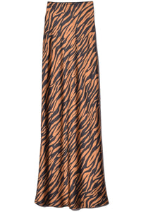 Bella Skirt in Zebra Caramel