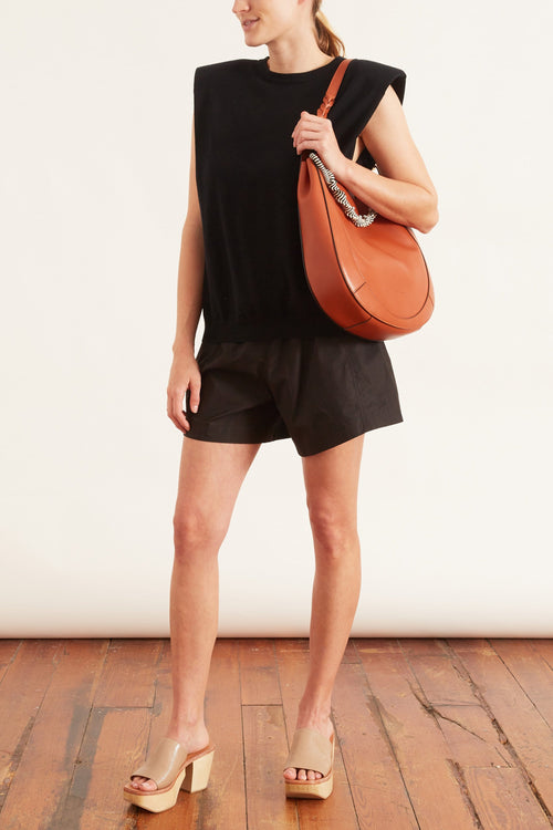 Trail Short in Black