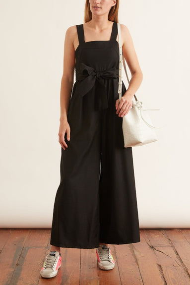Tula Jumpsuit in Black