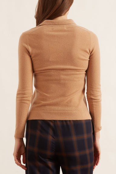 Astwood Sweater in Camel