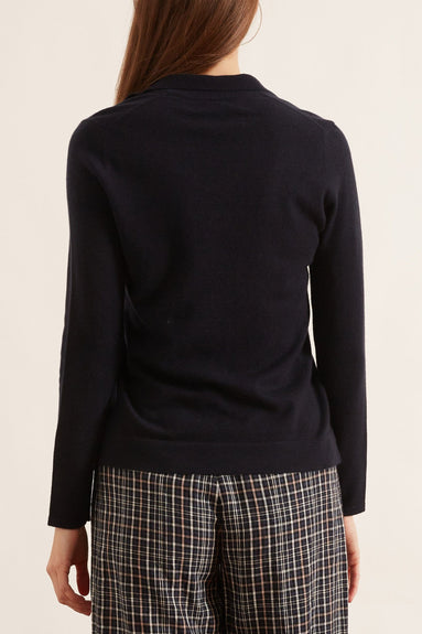 Astwood Sweater in Navy