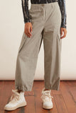 Cargo Pocket Trouser in Sasso