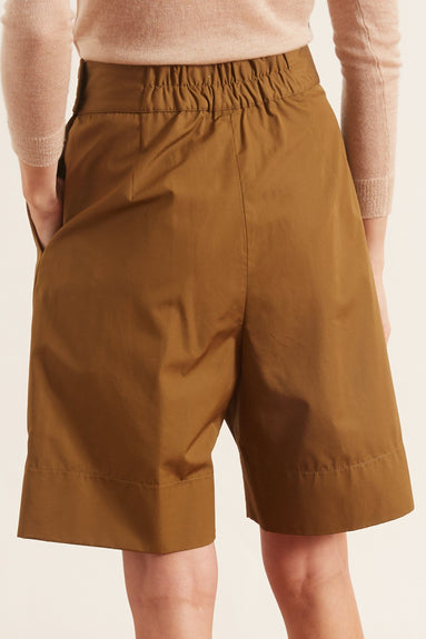 Shorts in Tobacco
