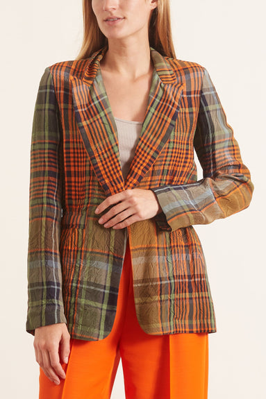 Special Jacket in Plaid