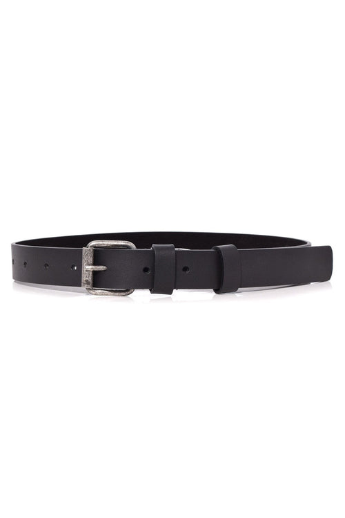 Wide Belt in Black