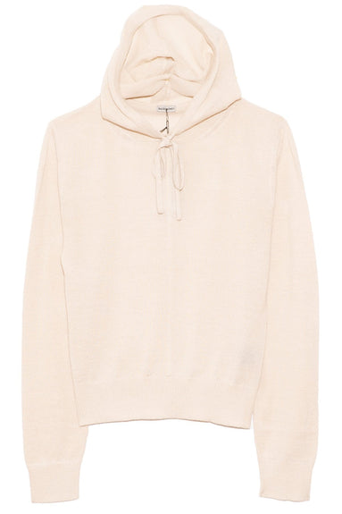 Division Hoodie in Light Oatmeal