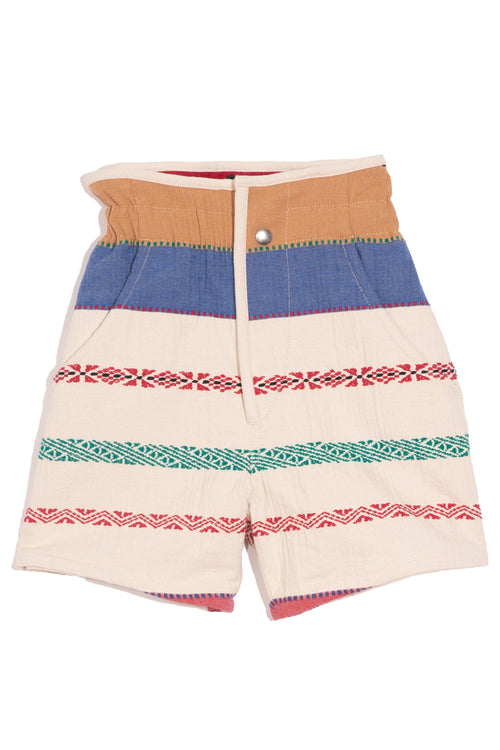 Baixa Shorts in Multicolor