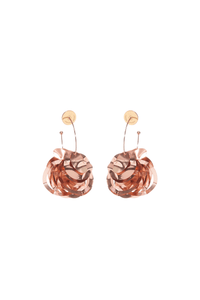 Mini Lola Earring in Rose Gold