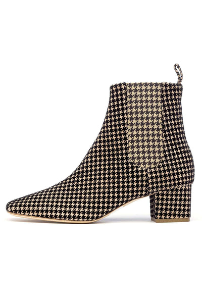 Kia Houndstooth Boot