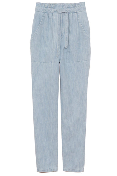 Muardo Trouser in Light Blue