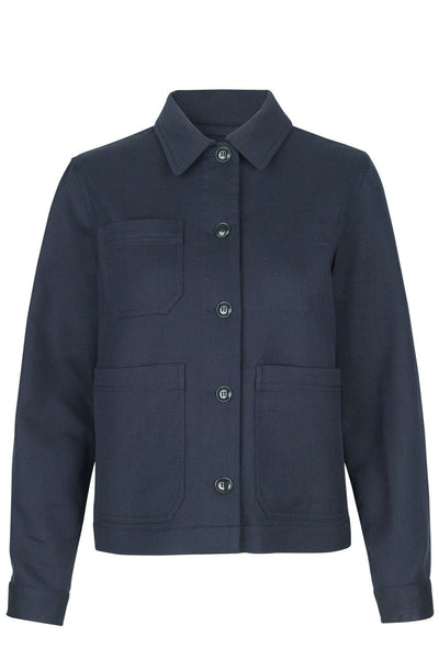 Ditzel Jacket in Night Sky