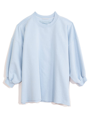 Fond Sweatshirt in Sky Blue
