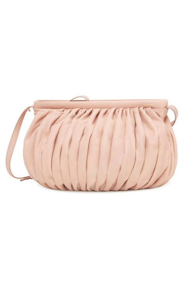 Balloon Bag in Dusty Rose