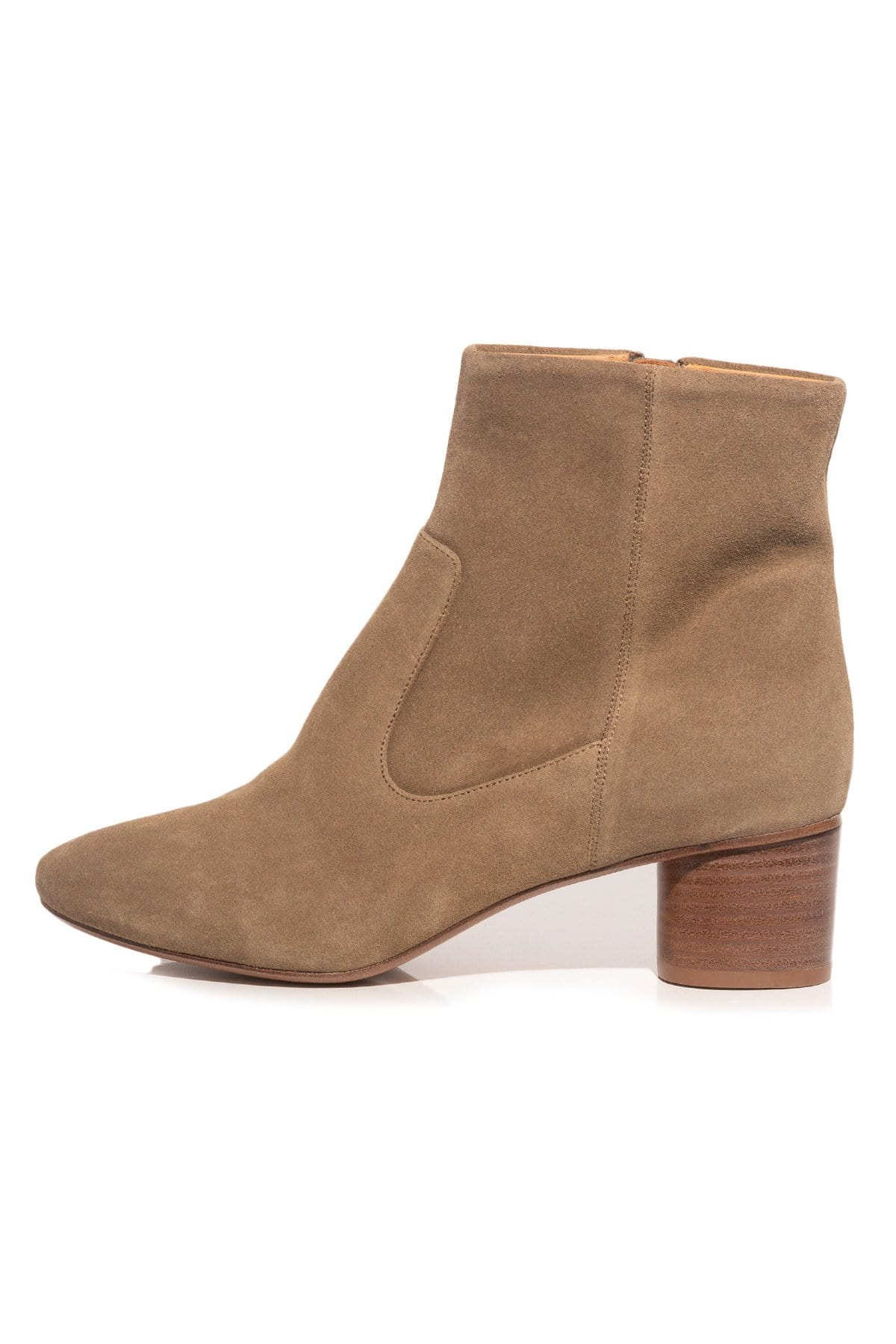 Dusta Boots in Taupe