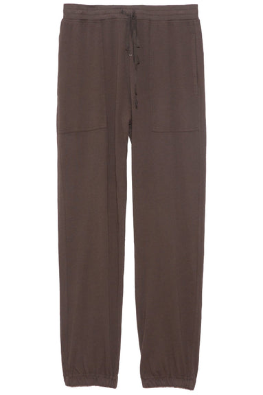 Classic Jersey Pant in Dark Moss