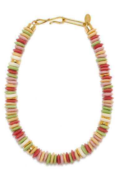 Laguna Necklace in Neapolitan