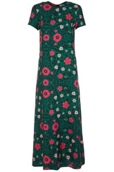 Swing Dress in Heckfield Verde