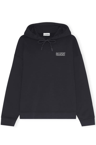 Software Isoli Hooded Sweatshirt in Black