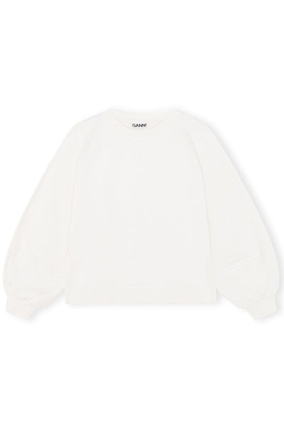 Software Isoli Crewneck Sweatshirt in Egret