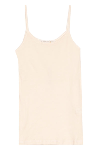 Life Saver Tank in Vintage White