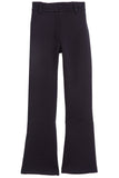 Double Faced Jersey Trouser in Deep Blue