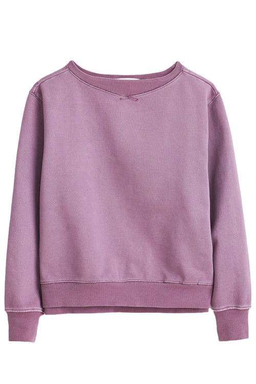 Lakeside Sweatshirt in Dusty Orchid