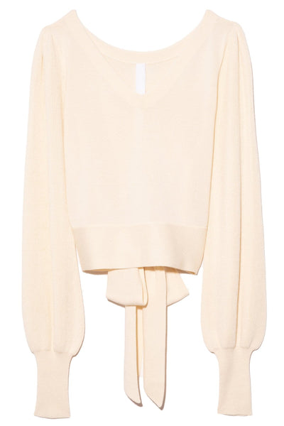 Phillimore Sweater in Ivory