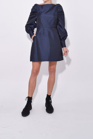 Aidy Dress in Peacoat Black
