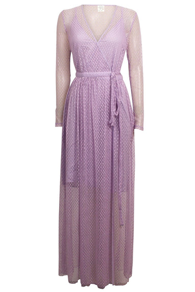 Anneline Dress in Orchid Bloom