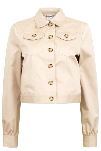 Bennie Jacket in Nomad Beige
