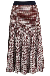 Cyrilla Skirt in Lurex