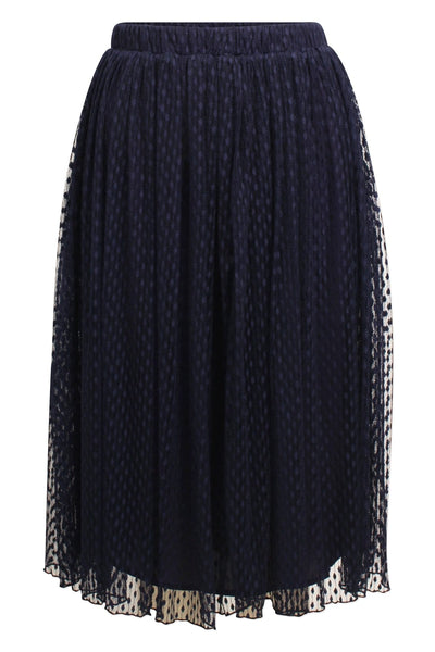 Samye Skirt in Peacoat