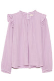 Lanie Top in Light Lilac