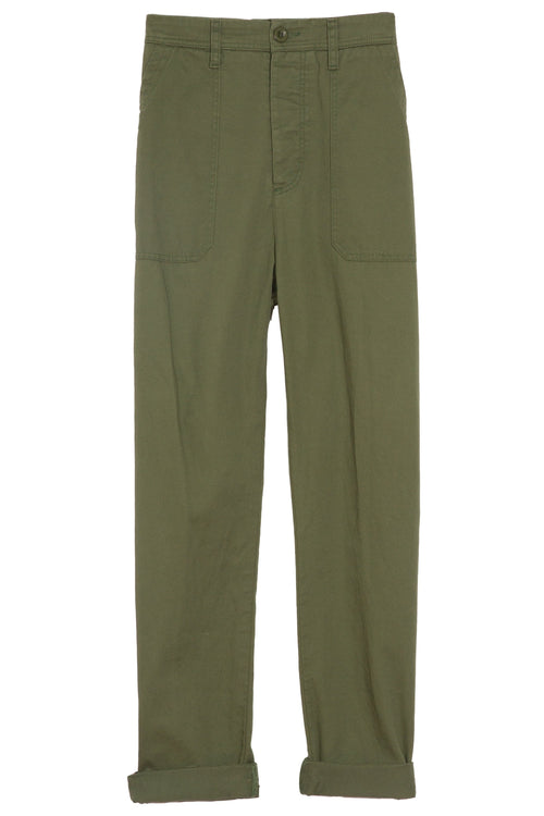 Tucker Twill Pant in Surplus