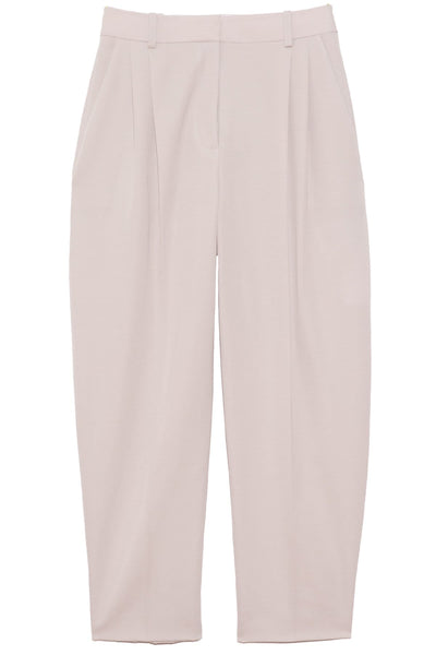 Dawson Wool Twill Tailoring Trouser in Fog
